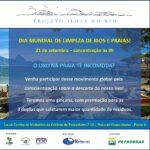 Dia mundial de limpeza de praias