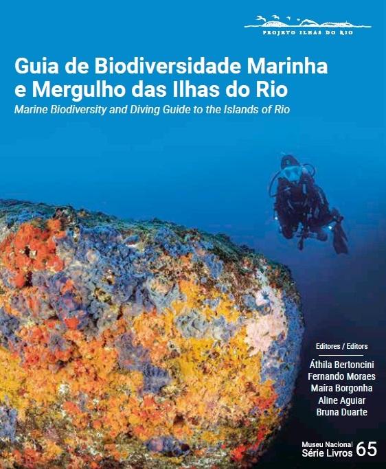 Guia de Biodiversidade Marinha e Mergulho das Ilhas do Rio